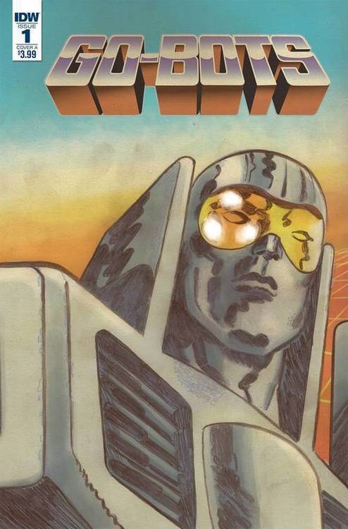 Idw publishing go bots 20180830