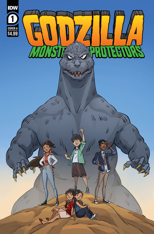 Godzilla Monsters & Protectors