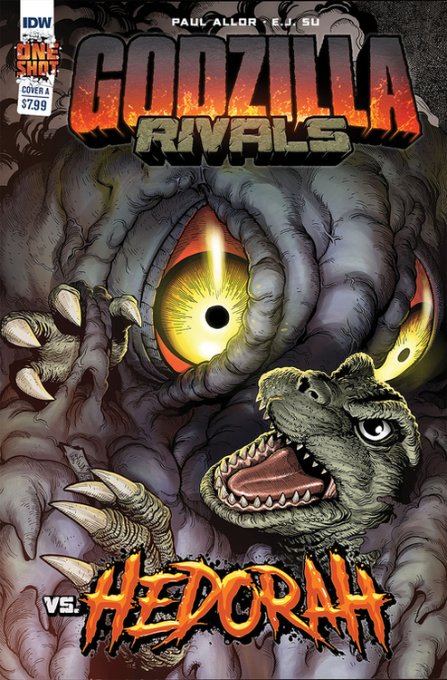 Idw publishing godzilla rivals vs hedorah 20210325