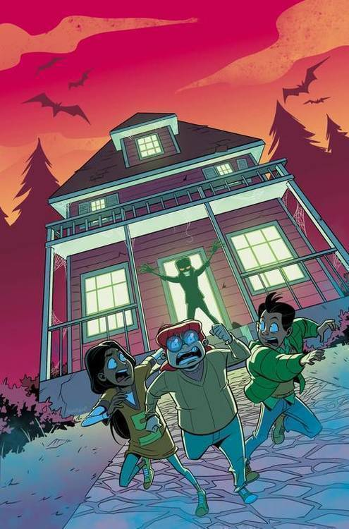 Goosebumps Horrors Of The Witch House