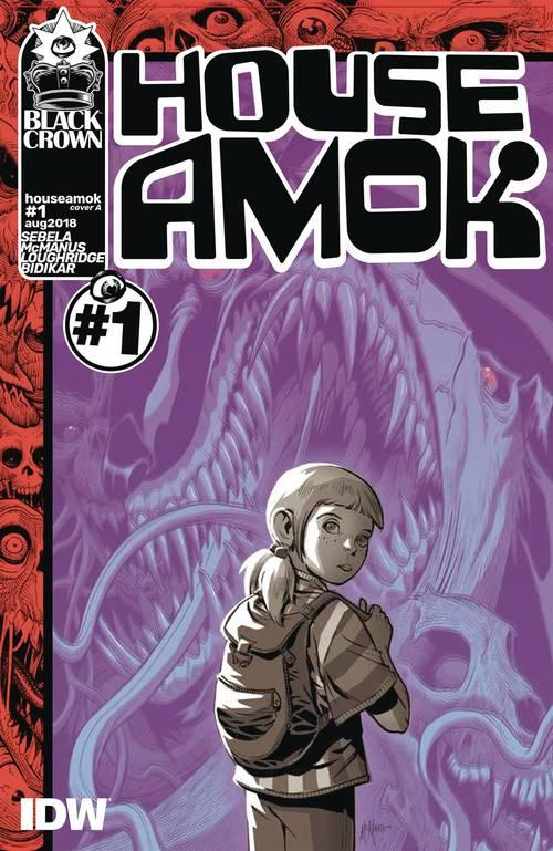 Idw publishing house amok 20180530