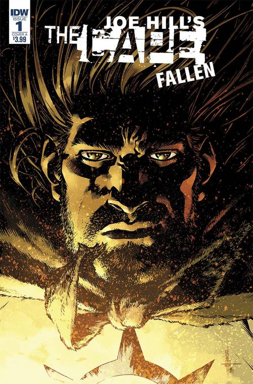Idw publishing joe hill the cape fallen 20180329