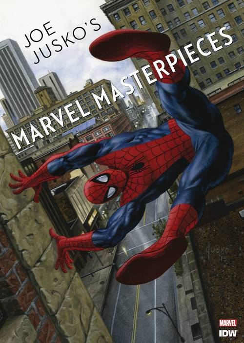 Idw publishing joe jusko marvel masterpieces hardcover 20180302