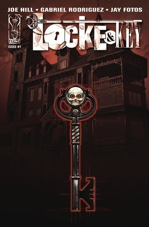 Idw publishing locke key 20200328