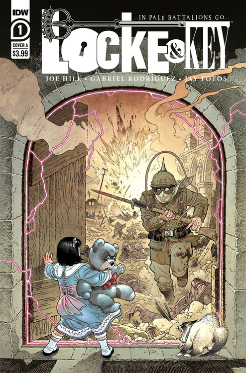 Idw publishing locke key in pale battalions go 1 of 2 cvr a rodriguez 20200528