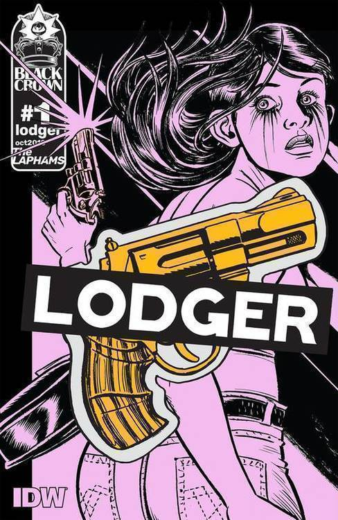 Idw publishing lodger 20180801