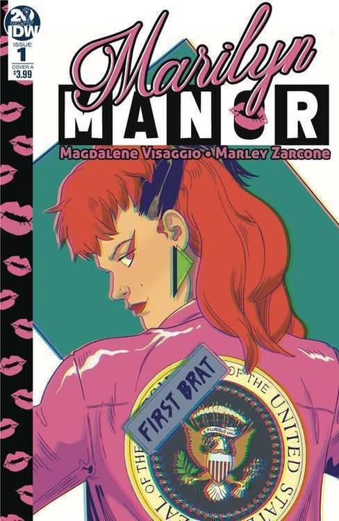 Idw publishing marilyn manor 20190327