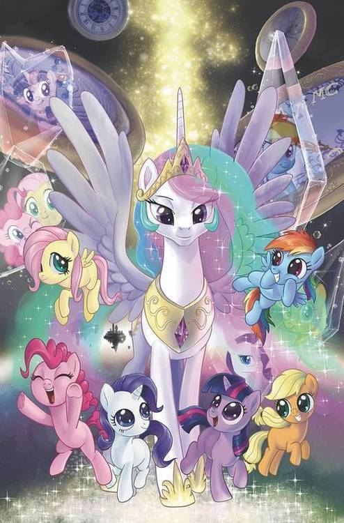 Idw publishing my little pony idw 2020 20181025