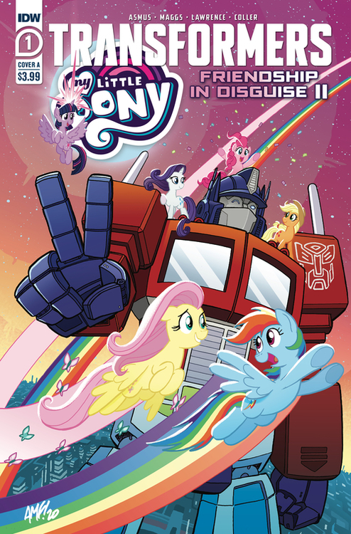 Idw publishing my little pony transformers ii 20210126