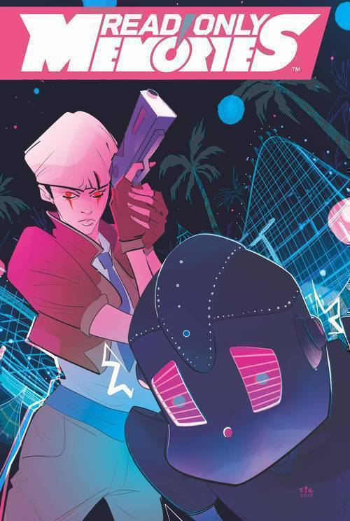 Idw publishing read only memories 20190926