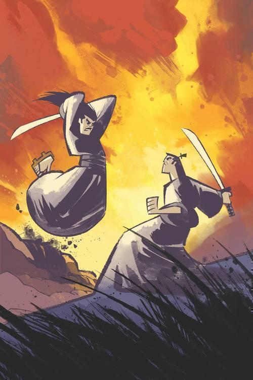 Idw publishing samurai jack lost worlds 20190129