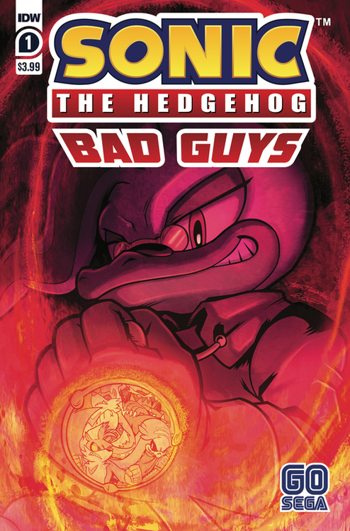 Sonic The Hedgehog Bad Guys