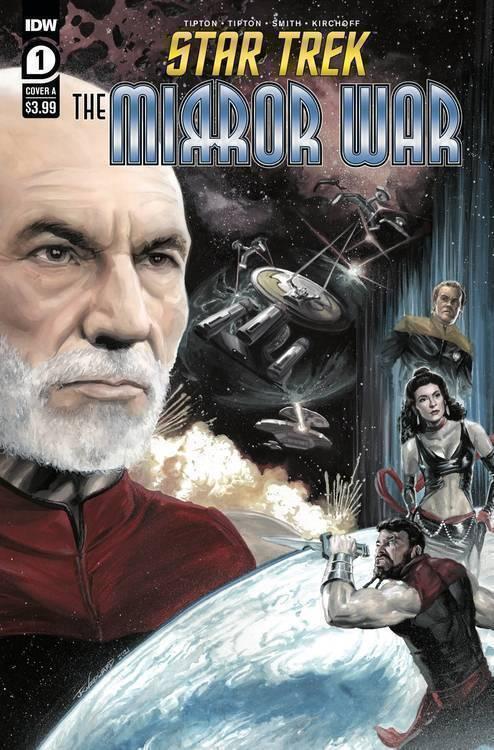 Idw publishing star trek mirror war 20210526