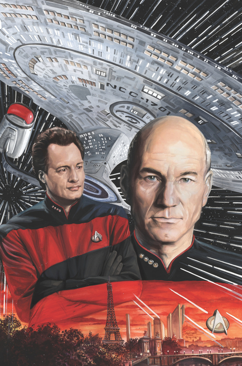 Idw publishing star trek next generation the gift 20201125