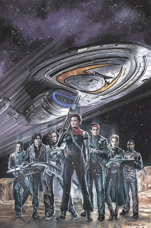 Idw publishing star trek voyager mirrors smoke 20190730