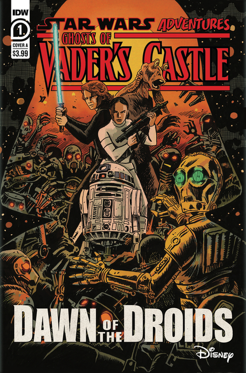Idw publishing star wars adventures ghost vaders castle 20210630