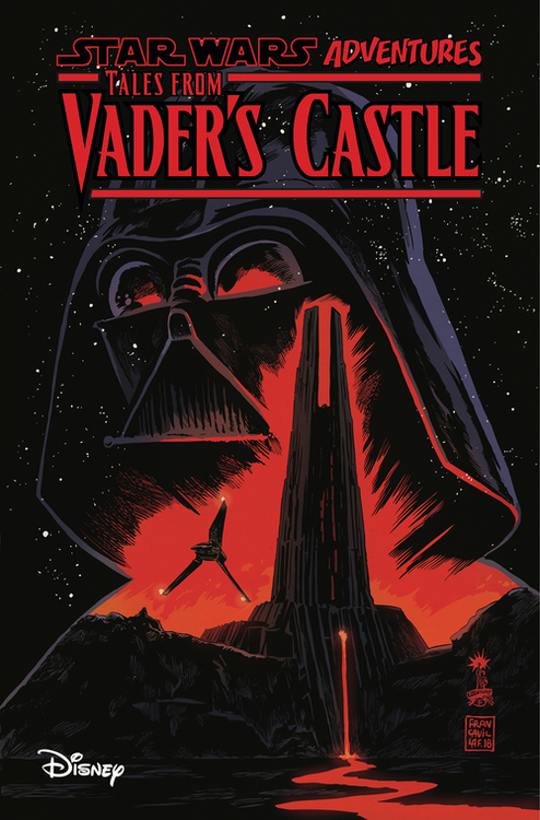Idw publishing star wars adventures tales from vaders castle tp c 1 0 0 20201022 jump city comics