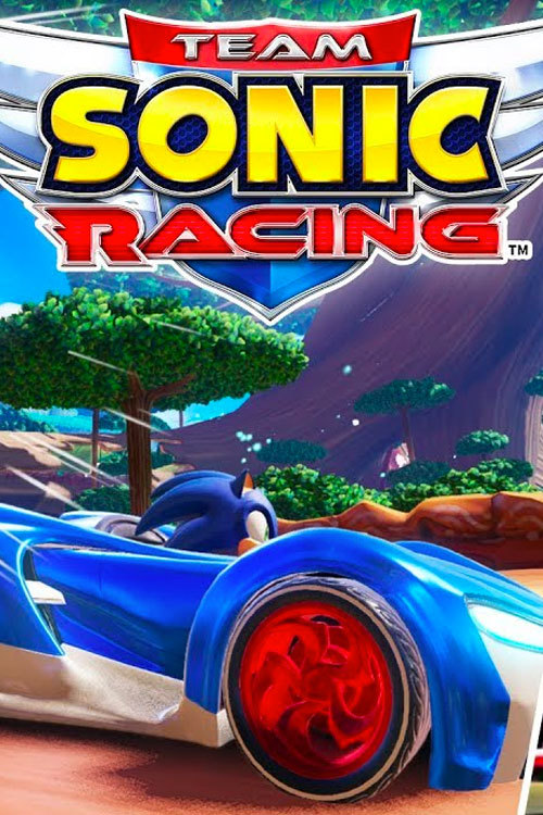 Idw publishing team sonic racing one shot