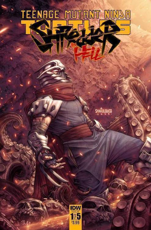 Idw publishing tmnt shredder in hell 20181025