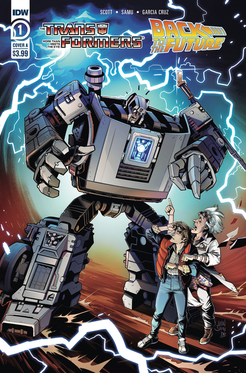 Idw publishing transformers back to future 20200730