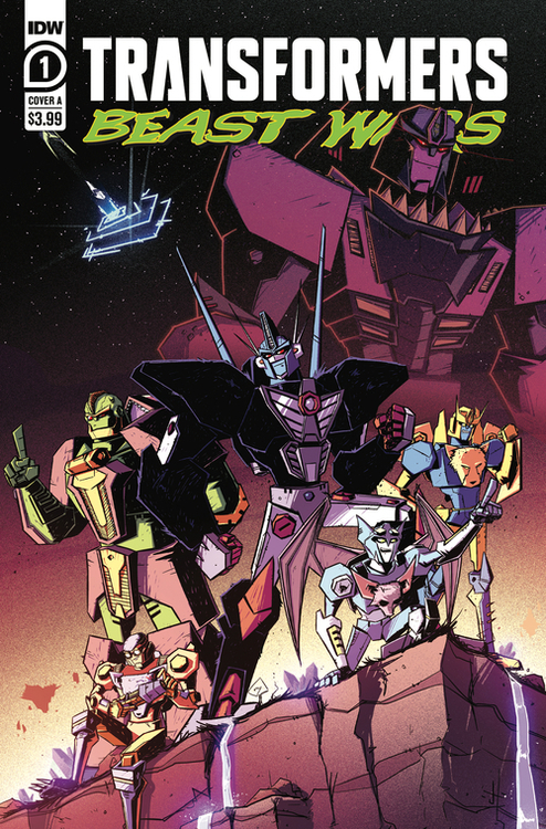 Idw publishing transformers beast wars 20201125