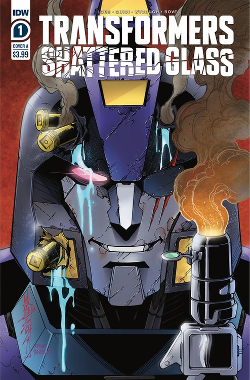 Idw publishing transformers shattered glass 20210526
