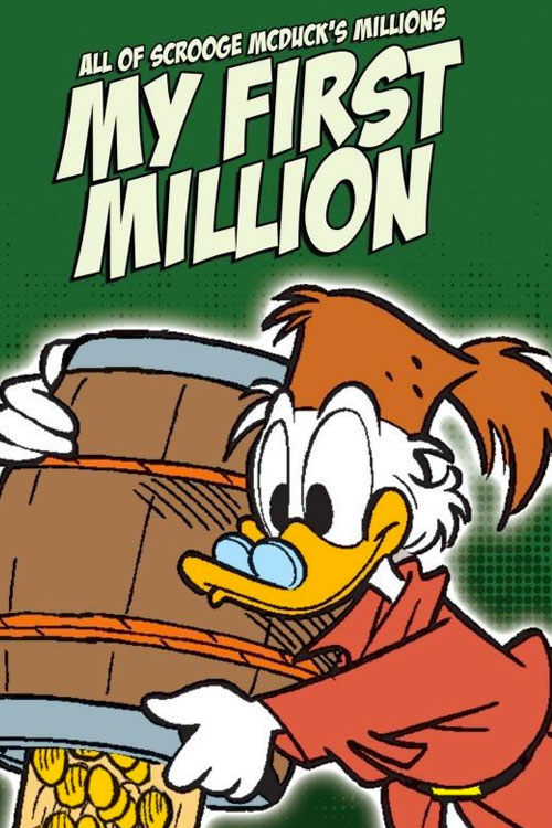 Idw publishing uncle scrooge my first millions 20180701