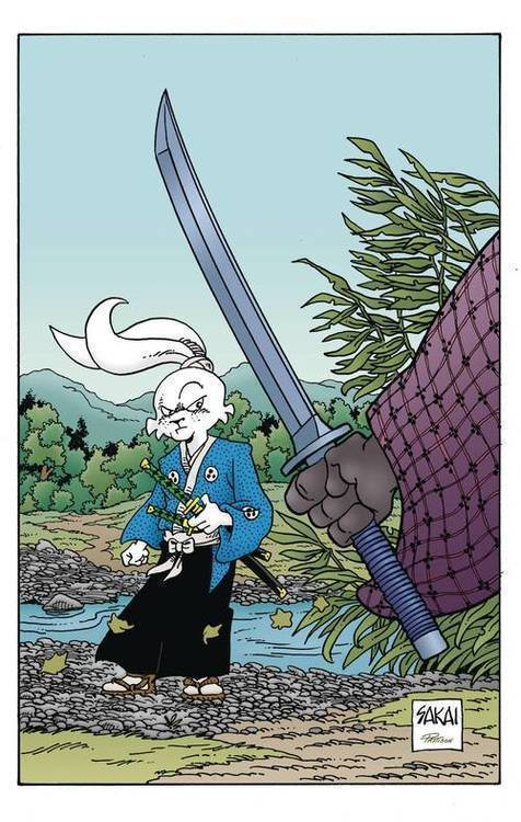 Idw publishing usagi yojimbo color classics 20191031
