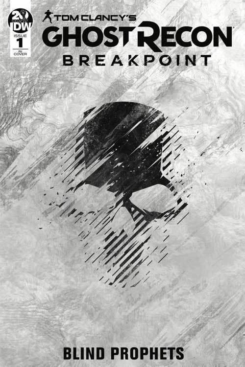 Idw tomclancy breakpoint ghostprophets