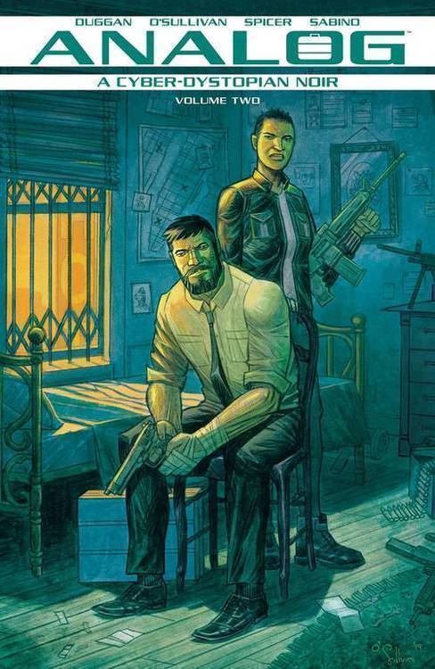 Image comics analog tpb volume 2 20191127