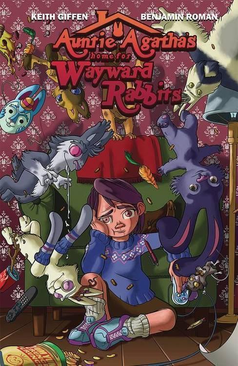 Image comics auntie agathas home for wayward rabbits 20180830