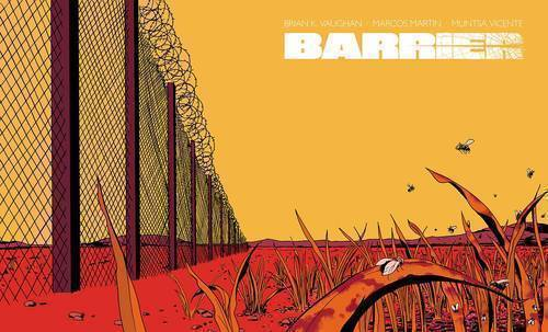 Image comics barrier limited ed slipcase set mature 20181025
