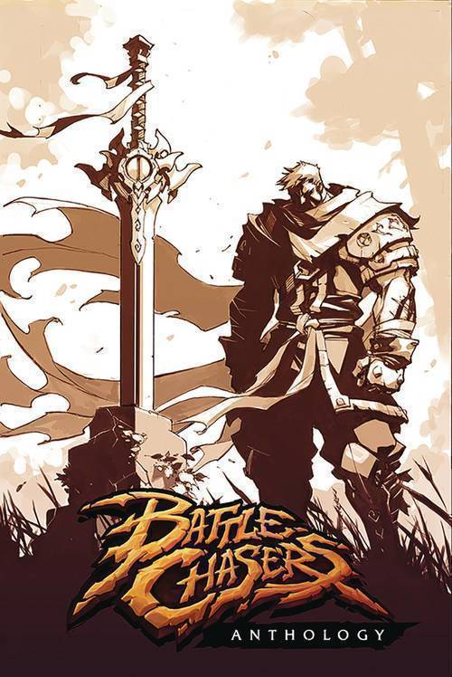 Image comics battle chasers anthology tpb 20190626