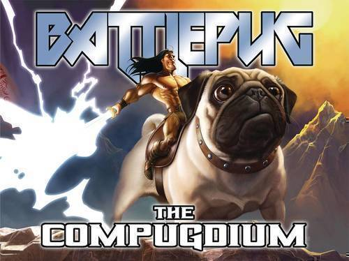 Image comics battlepug compugdium hardcover 20180830