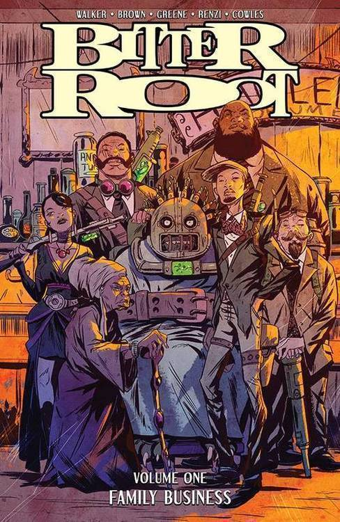 Image comics bitter root tpb volume 01 family business 20190225
