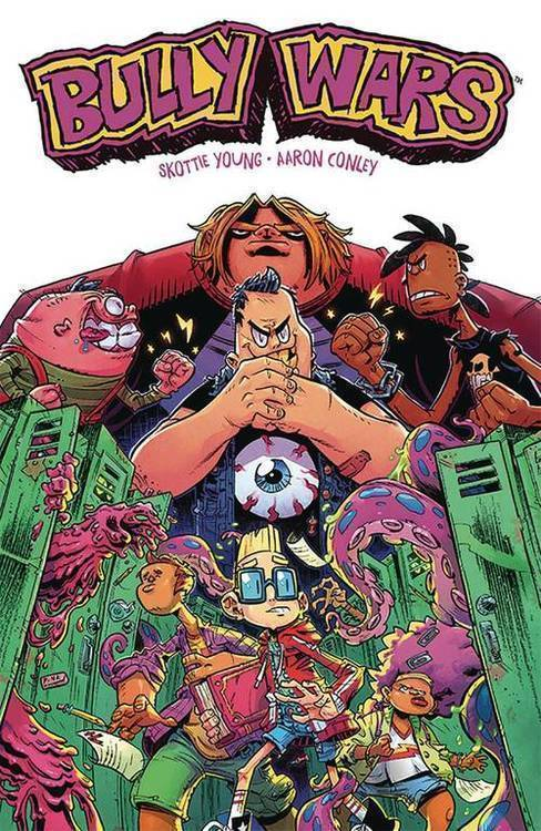 Image comics bully wars tpb vol 01 20181130