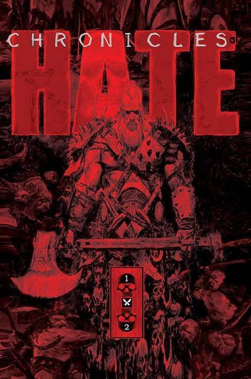 Chronicles Of Hate Collected Ed TPB (Mature)