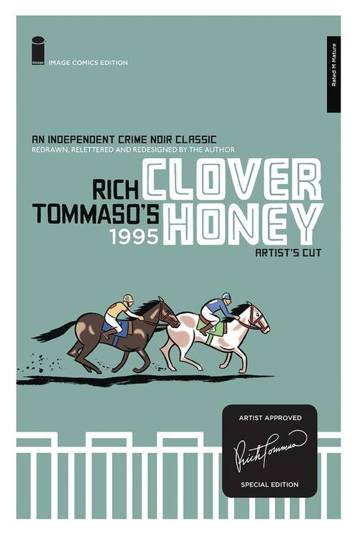 Image comics clover honey spec ed tpb mature 20180203