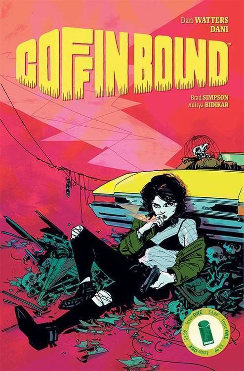 Coffin Bound (Mature)