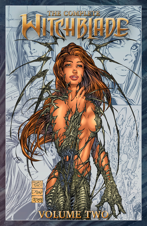 Image comics comp witchblade tpb volume 02 mature 20201125
