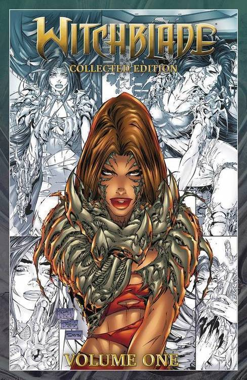 Image comics comp witchblade tpb volume 1 20191031