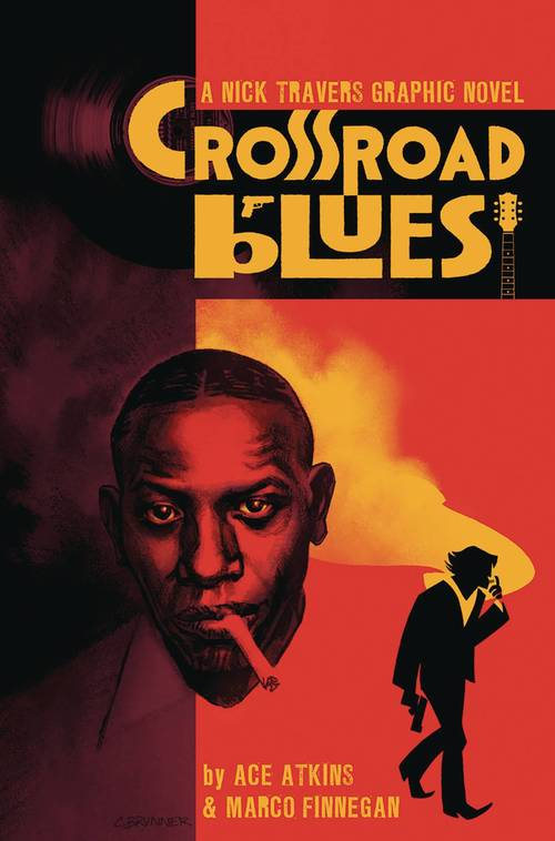 Image comics crossroad blues original graphic novel mature 20180203