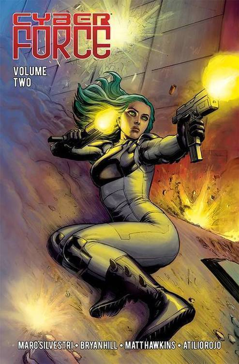 Image comics cyber force awakening tpb volume 02 mature 20181025