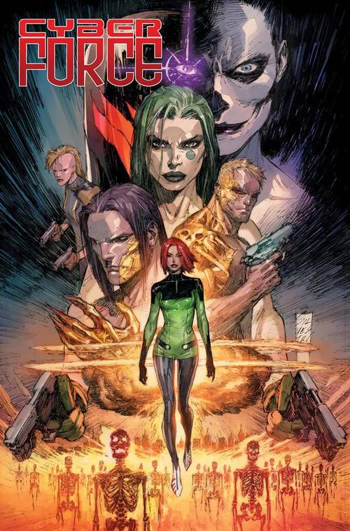 Image comics cyber force mature 20171231