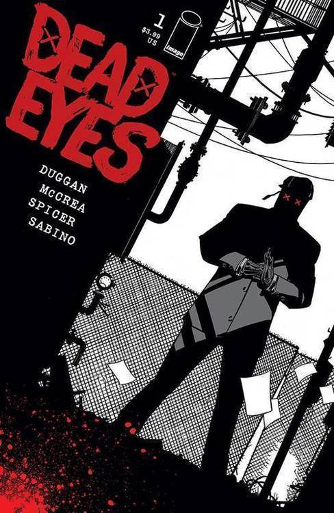Image comics dead eyes 20190730