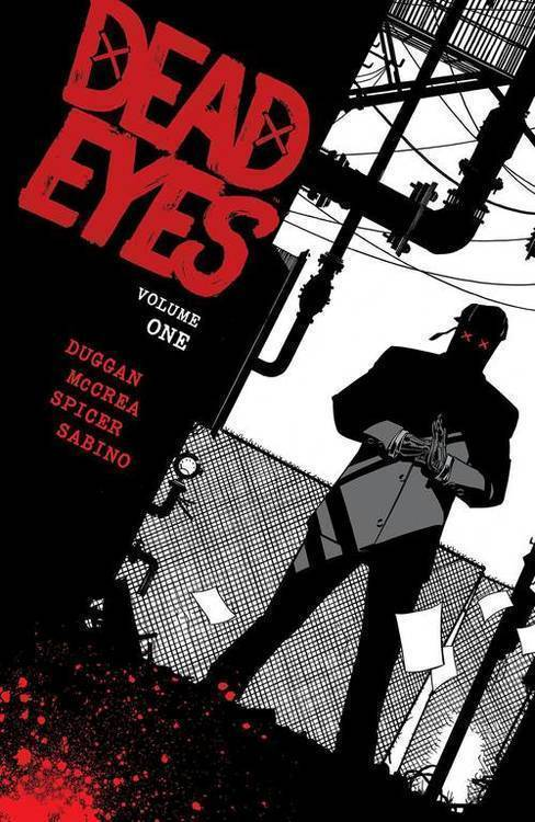 Image comics dead eyes tpb volume 1 20191127