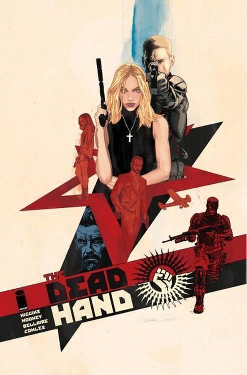 Image comics dead hand tpb vol 01 cold war relics mature 20180701