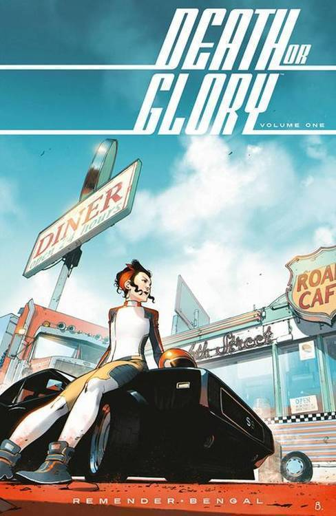 Image comics death or glory tpb volume 01 mature 20180801