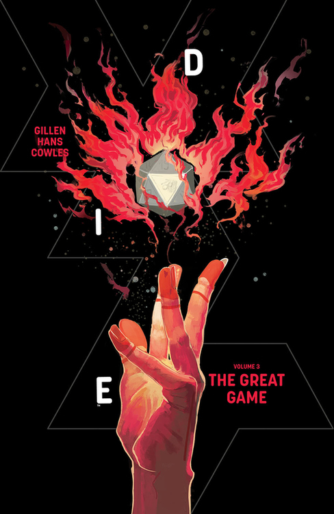 Image comics die tp vol 03 great game mr 20200924