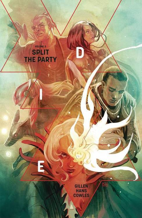Image comics die tpb split the party volume 2 20191127